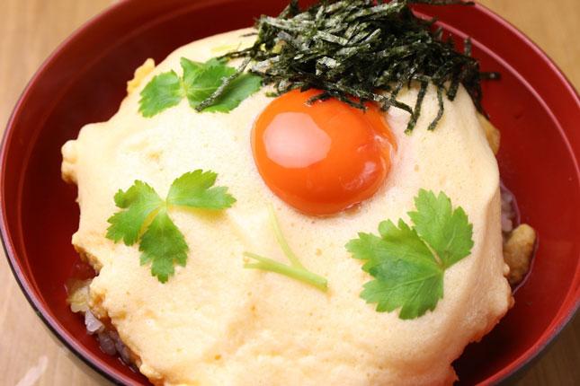 大和肉鶏のとろふわ親子丼〜濃厚龍の卵使用〜