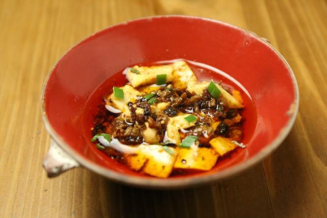 マトン豆腐