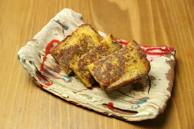 蟹味噌パン