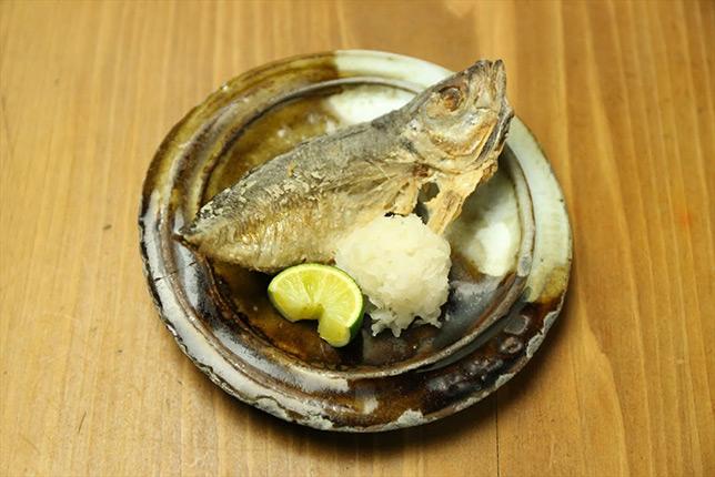 鯖の揚げ焼き