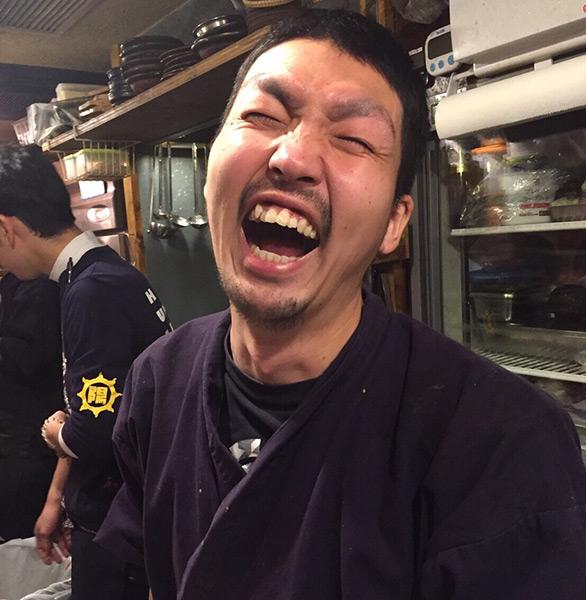 【お初天神裏参道店長】 ハセ